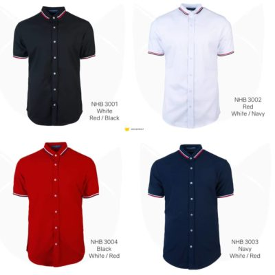 NHB3000 Cyril Racewear Shirt 2019-20 catalogue