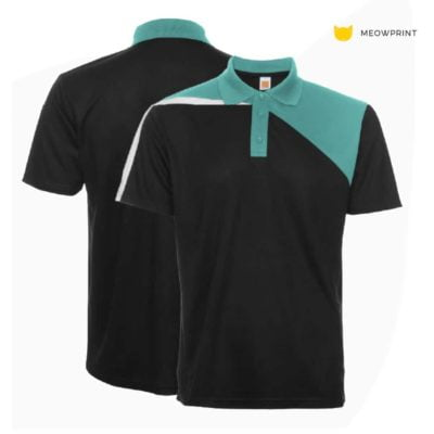 QD5802 Multi-Tone Dri-Fit Polo T-Shirts 2019-20 thumbnail