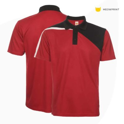 QD5805 Multi-Tone Dri-Fit Polo T-Shirts 2019-20 thumbnail