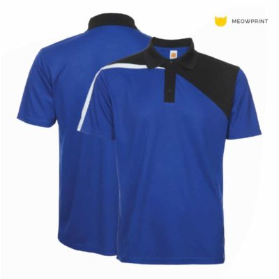 QD5808 Multi-Tone Dri-Fit Polo T-Shirts 2019-20 thumbnail