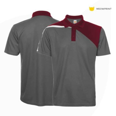 QD5824 Multi-Tone Dri-Fit Polo T-Shirts 2019-20 thumbnail