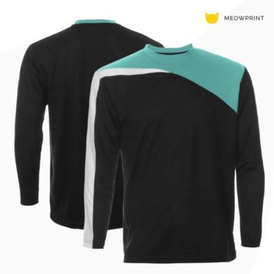 QD5902 Multi-tone Long-Sleeve Dri-Fit T-Shirts 2019-20 thumbnail