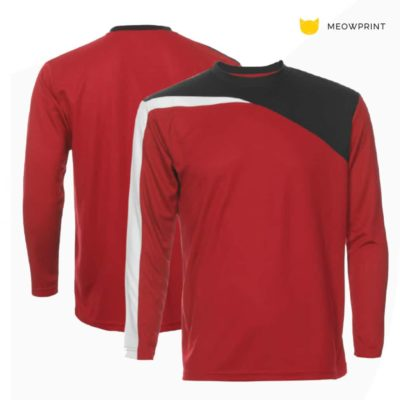 QD5905 Multi-tone Long-Sleeve Dri-Fit T-Shirts 2019-20 thumbnail