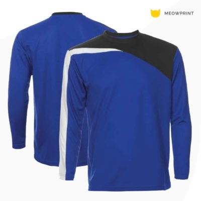 QD5908 Multi-tone Long-Sleeve Dri-Fit T-Shirts 2019-20 thumbnail