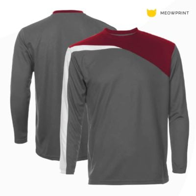 QD5924 Multi-tone Long-Sleeve Dri-Fit T-Shirts 2019-20 thumbnail
