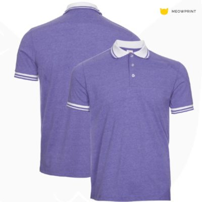 SJ0830 Multi-Tone Cotton Polo T-Shirts 2019-20 thumbnail
