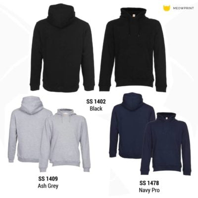 SS14 Pullover hoodies 2019-20 catalogue