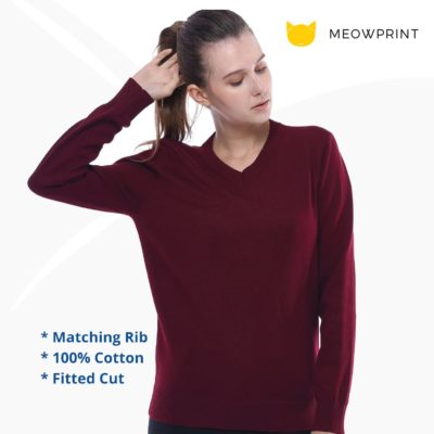 ARS10 BEAM Classic V-Neck Sweater 2019-20 details