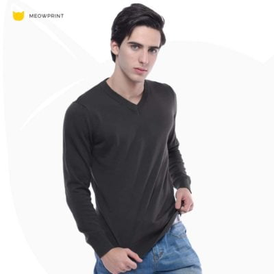 ARS10 BEAM Classic V-Neck Sweater 2019-20 model 1
