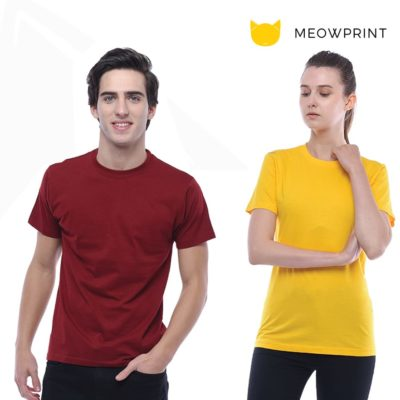 BEAM Cotton Round Neck T-Shirts 2019-20 model 1