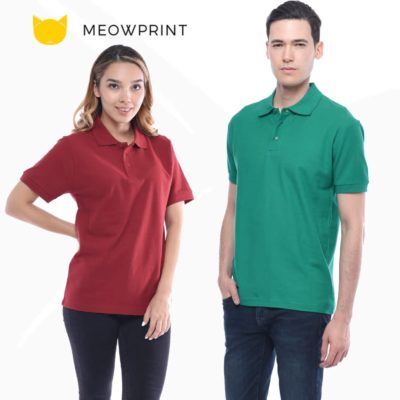 BEAM Honeycomb Polo T-Shirts 2019-20 model 1