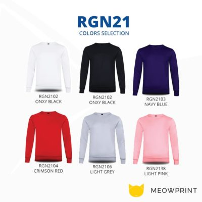 BEAM Polyester Crewneck Sweatshirt 2019-20 catalogue