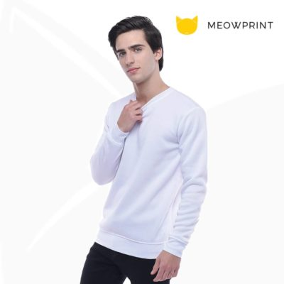 BEAM Polyester Crewneck Sweatshirt 2019-20 model 1
