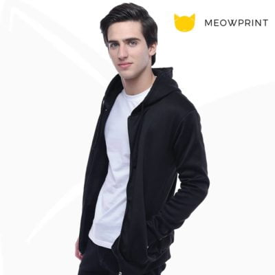 BEAM Polyester Zipped Hoodies 2019-20 model 1
