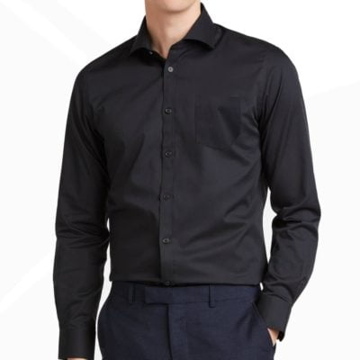 BEAM Twill Corporate Long Sleeve Shirt 2019 20 thumbnail 2 400x400 - BEAM Twill Corporate Long Sleeve Shirt