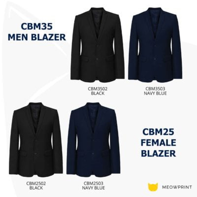CBM35 BEAM Premium 2-Button Fitted Blazer 2019-20 catalogue