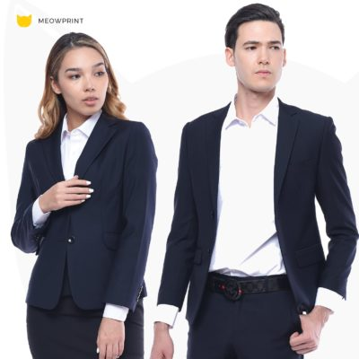 CBM35 BEAM Premium 2-Button Fitted Blazer 2019-20 model 1