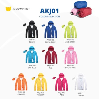 Lightweight Microfiber Jacket 2019-20 catalogue