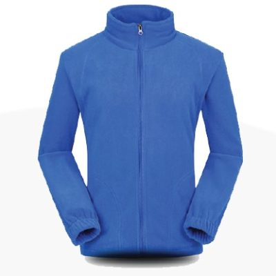 OWC45 BEAM Collar Fleece Zip-up Jacket 2019-20 royal