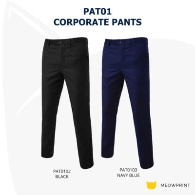 PAT01 Classic Corporate Pants 2019-20 catalogue