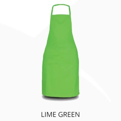 Polyester Apron 2019 20 lime green 400x400 - Polyester Apron