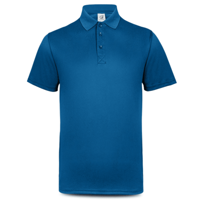 UDF05 Anti Odor Dri Fit Polo T Shirts admiral blue 3 400x400 - UDF05 Anti-Odor Dri-Fit Polo T-Shirts