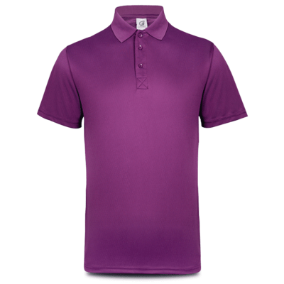 UDF05 Anti-Odor Dri-Fit Polo T-Shirts royal purple (3)