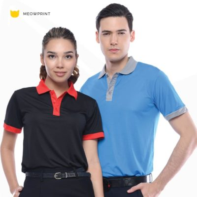 UDF15 Freedom Anti-Odor Polo T-Shirt 2019-20 model 1