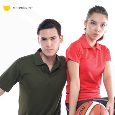UDF18 Anti-Odor Dri-Fit Polo T-Shirts 2019-20 model 1