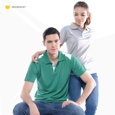 UDF19 T-Max Anti-Odor Polo T-Shirt 2019-20 model 1