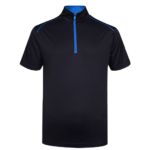 UDF20 Oriental Anti Odor Zip Up Collar Polo T Shirt darkblue royalblue 3 150x150 - UDF20 Oriental Anti-Odor Zip-Up Collar Polo T-Shirt