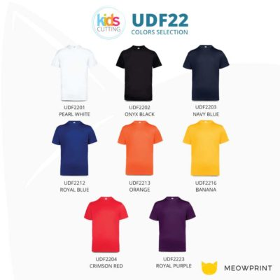 UDF22 Kids Anti-Odor Dri-Fit Eyelet T-Shirts 2019-20 catalogue