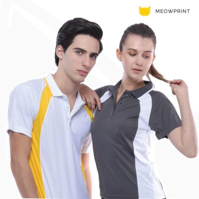 UDF33 Bi-Cross Anti-Odor Polo T-Shirt 2019-20 model 1