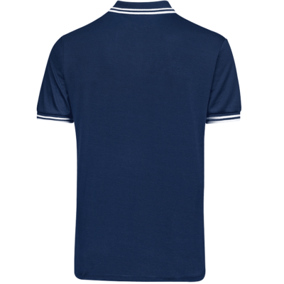 UH02 FD Twin Tipped Anti-Odor Polo T-Shirt navy (1)