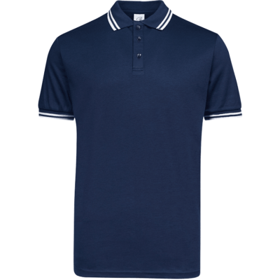 UH02 FD Twin Tipped Anti Odor Polo T Shirt navy 2 400x400 - UH02 FD Twin Tipped Anti-Odor Polo T-Shirt