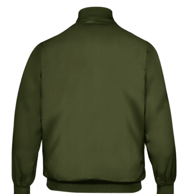 UVJ01 Anti-Odor Bomber Jacket (olive) (2)
