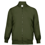 UVJ01 Anti Odor Bomber Jacket olive 3 150x150 - UVJ01 Anti-Odor Bomber Jacket