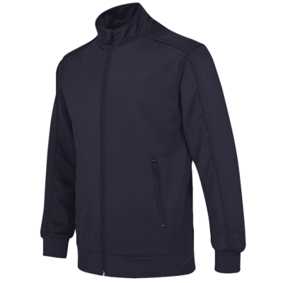 UVJ03 Full Moon Anti-Odor Zip-Up Jacket navy (3)