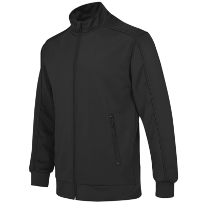 UVJ03 Full Moon Anti-Odor Zip-Up Jacket onyx black (1)