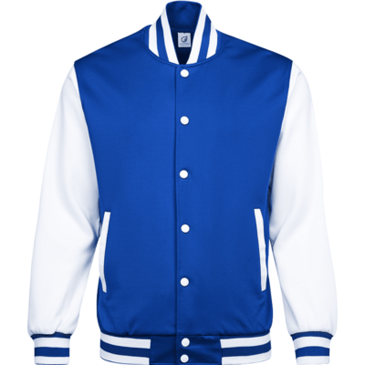 UVJ05 Anti Odor Varsity Jacket royal blue 2 400x400 - UVJ05 Anti-Odor Varsity Jacket