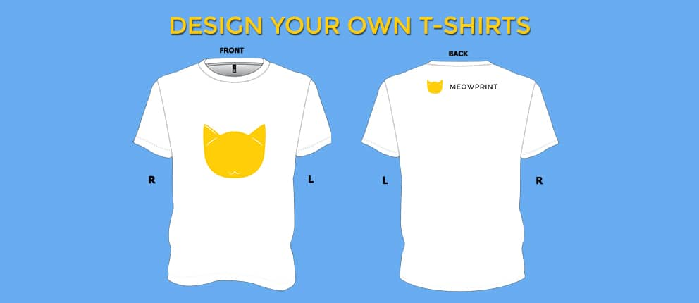 T-Shirt Design Design Your Own Tee Shirts in Singapore (Using T-Shirt Templates) thumbnail